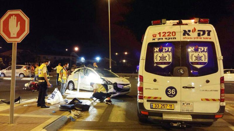 מדריך ראשוני לנפגע בתאונת דרכים