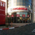 הונדה אופנועים חונכת סניף חדש באשדוד.